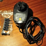 Regulated universal voltage adapter