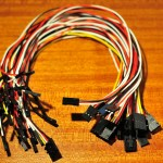 Cables for Arduino shield