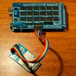 Arduino Mega 2560 and sd card module