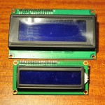 I2C LCDs