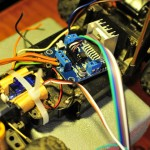 Arduino RC car: SG90 servo and L298n