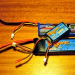 Lithium polymer batteries