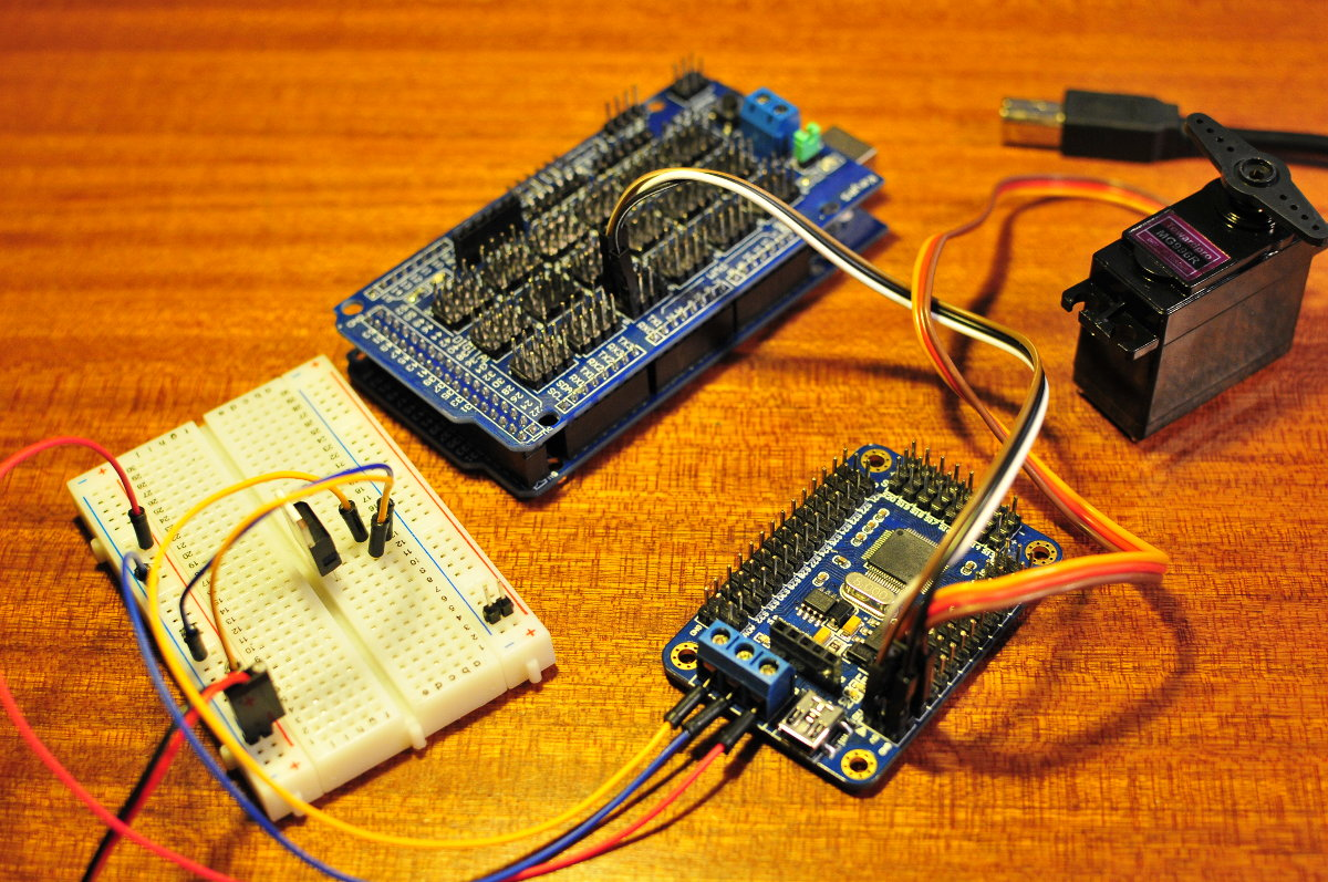 Arduino add board