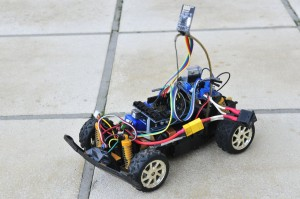 Arduino RC Car Project - Home Manelsoft