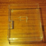 plastic box