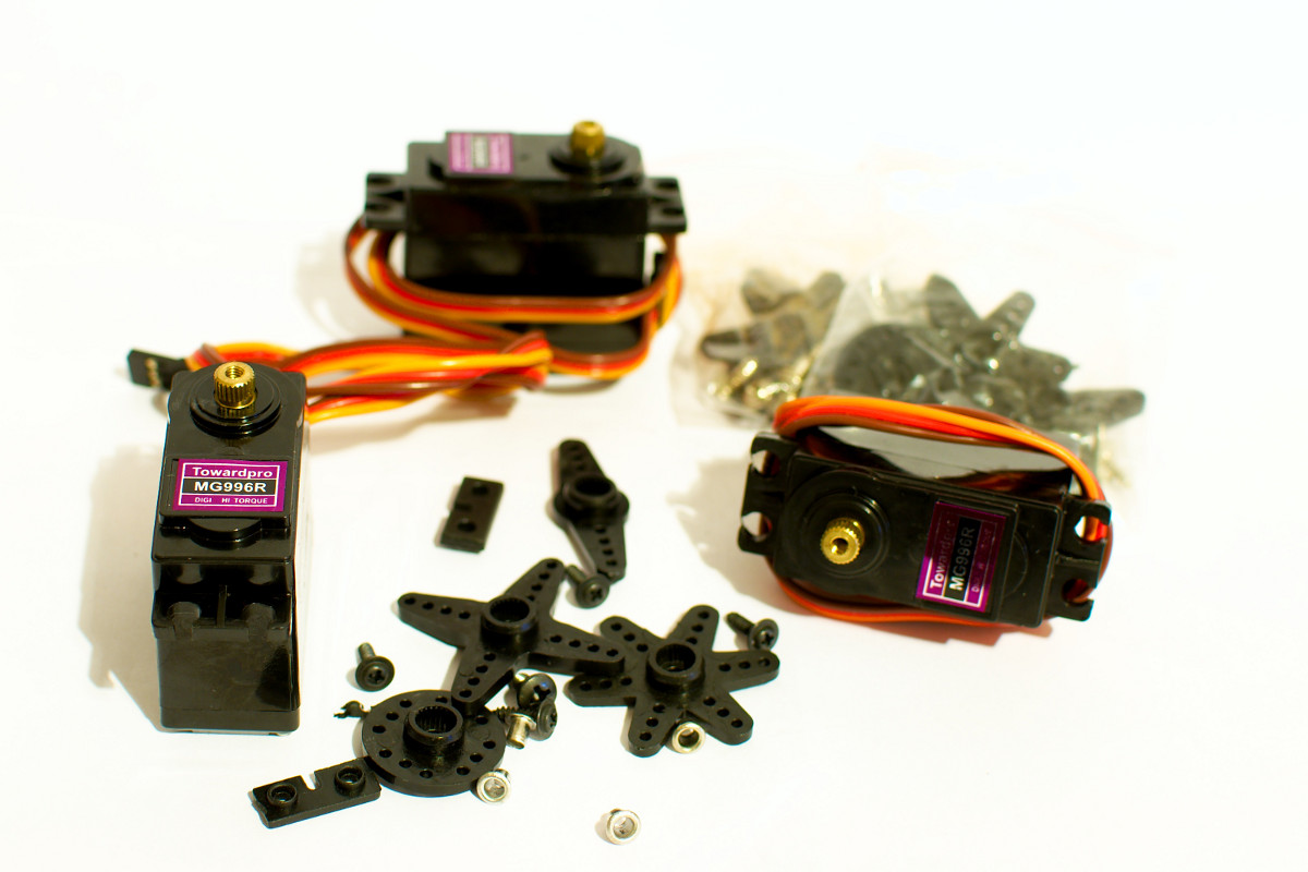 Towardpro MG996R servos