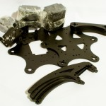 Hexapod chassis kit
