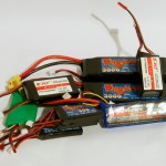 Lipo battery collection