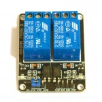 Opto-Isolated 2 Channel Relay Board