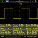 Arduino pwm frequency