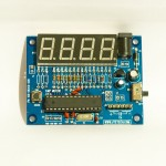 Capacitance meter kit