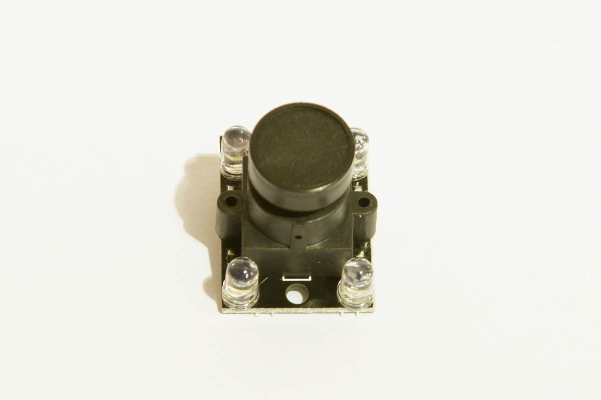 TCS230 color sensor with lens