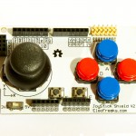 Elecfreaks joystick shield