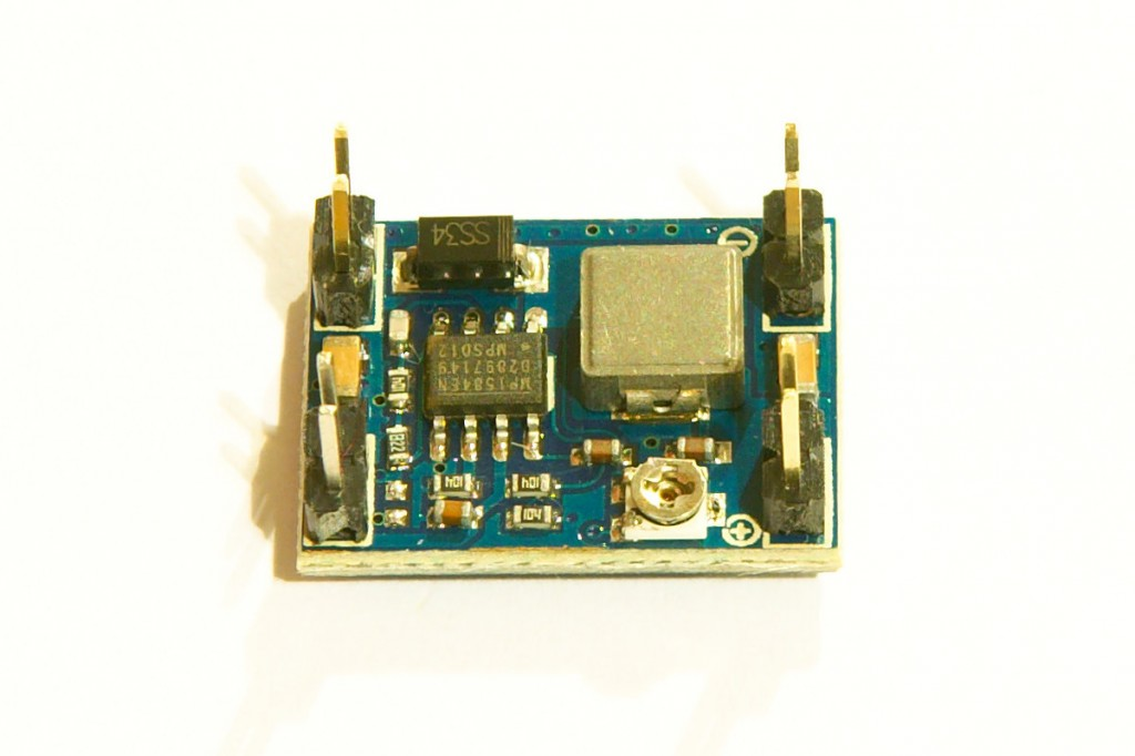 MP1584 3A switchmode voltage regulator