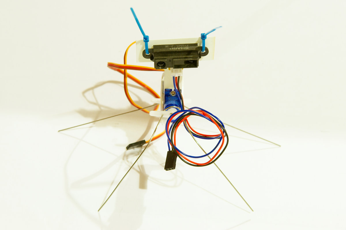 DFrobot insectbot