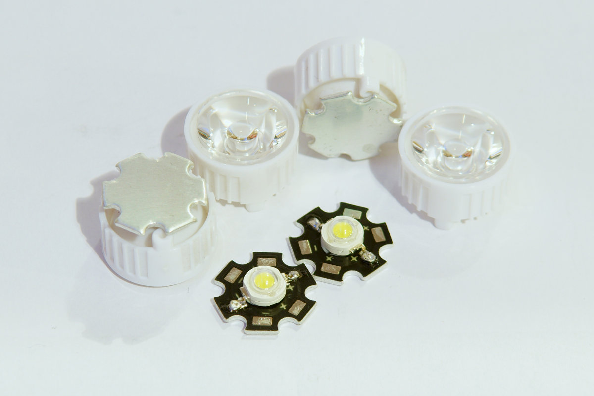 1W Power leds