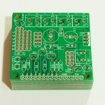 Service droid power PCB