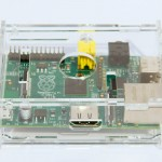 Acryl raspberry pi case
