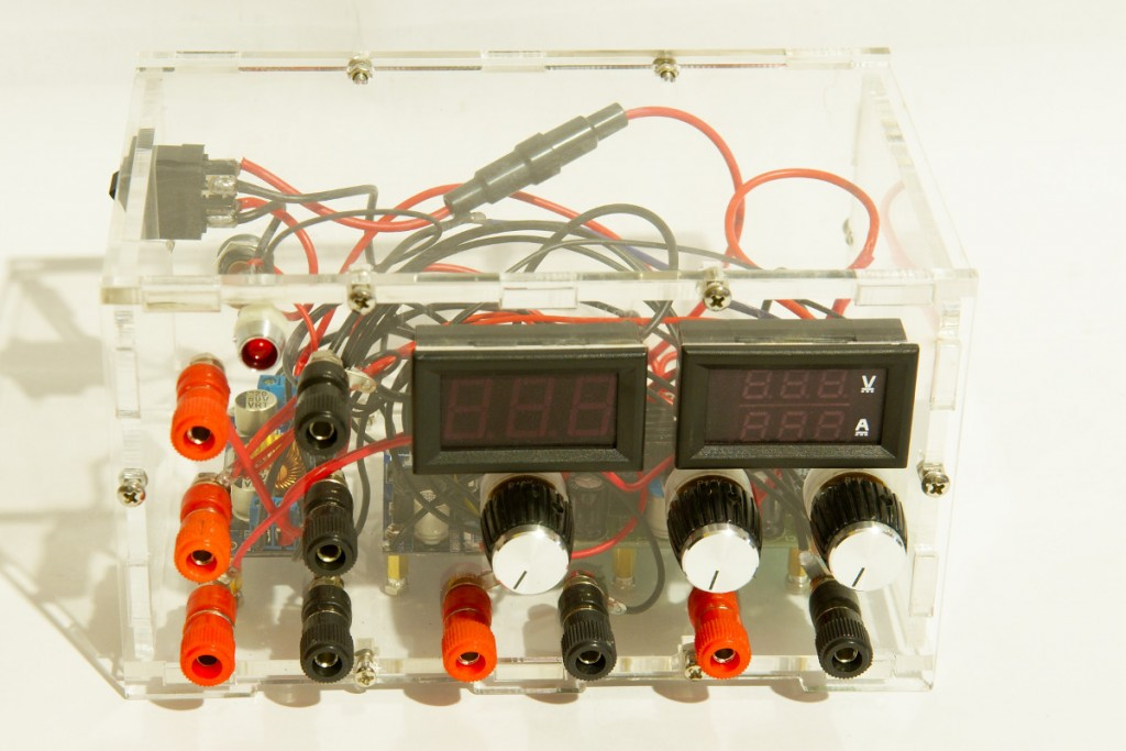 Simple Diy Lab Power Supply