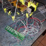 Wiring up a Prusa I3: wire mess