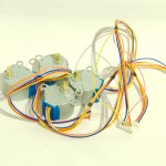 28-byj-48 Stepper motors