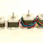 NEMA17 stepper motors