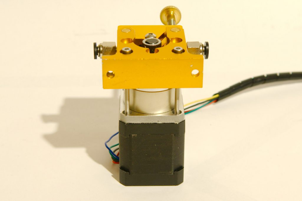 Chinese geared extruder