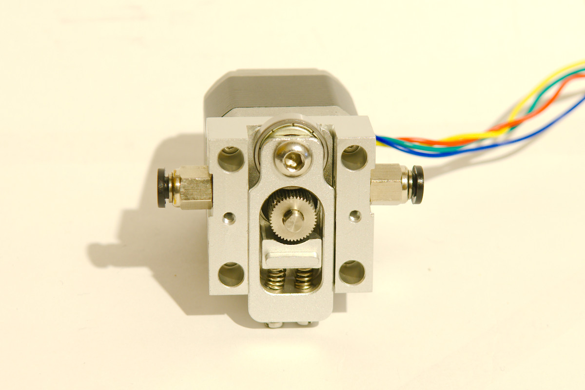 Bulldog light extruder